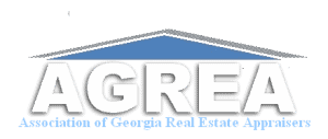 Association of Georgia Real Estate Appraisers